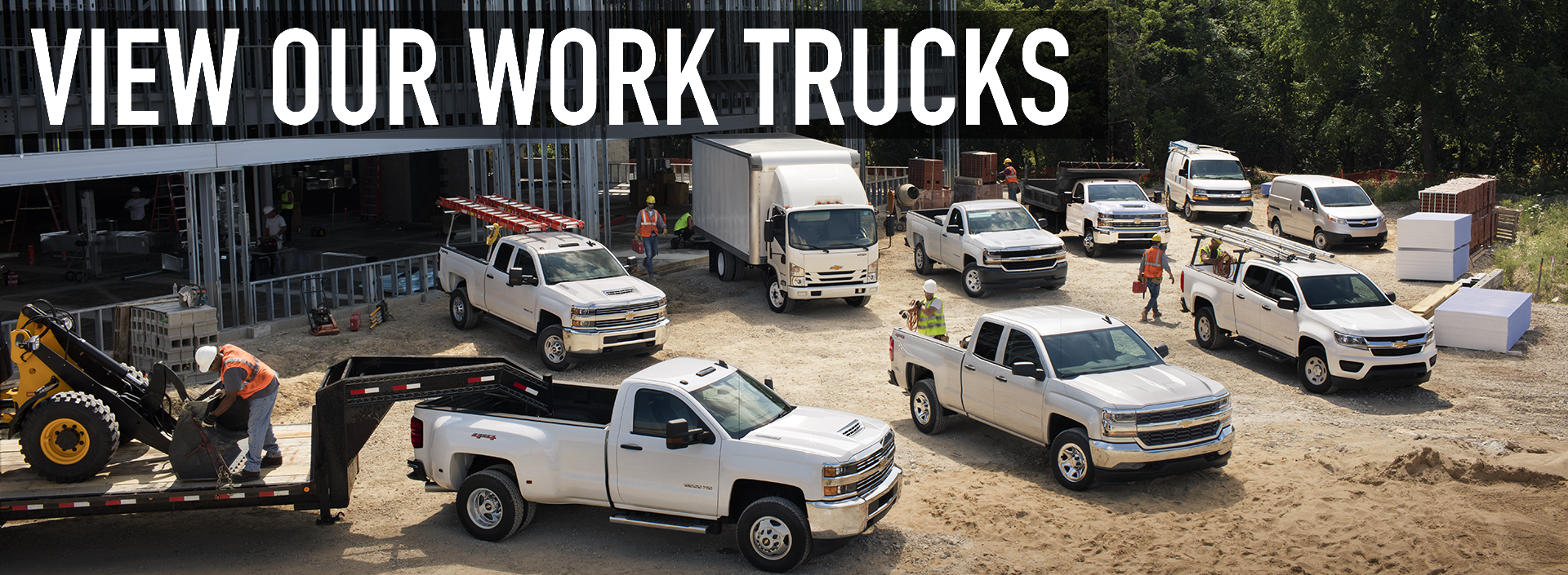 View Work Trucks