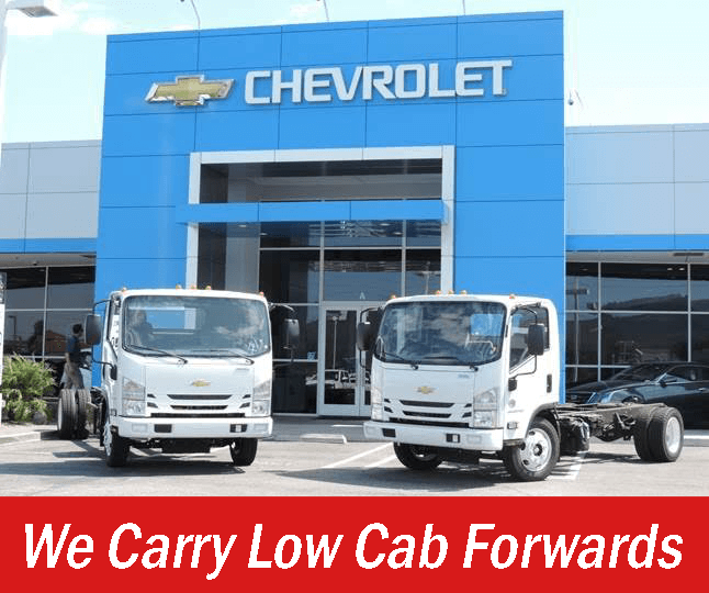 We Carry Low Cab Forwards