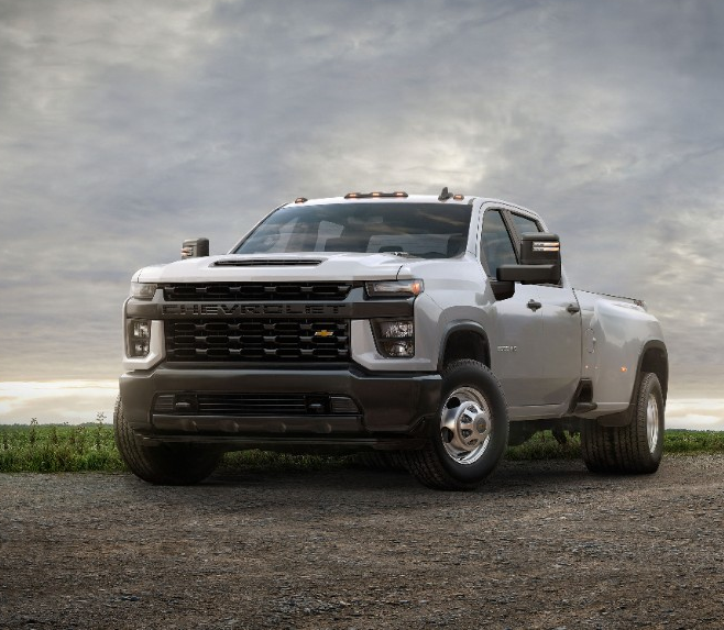2020 Chevy Silverado 3500HD