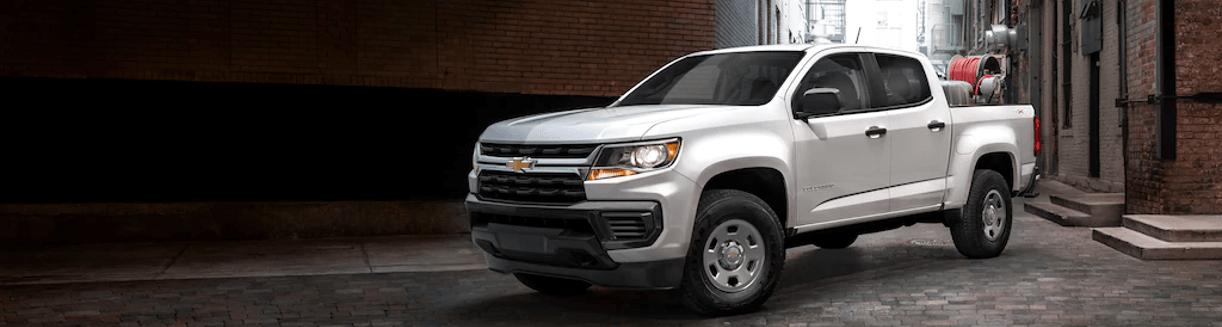 New 2021 Chevy Colorado Mark Christopher Fleet