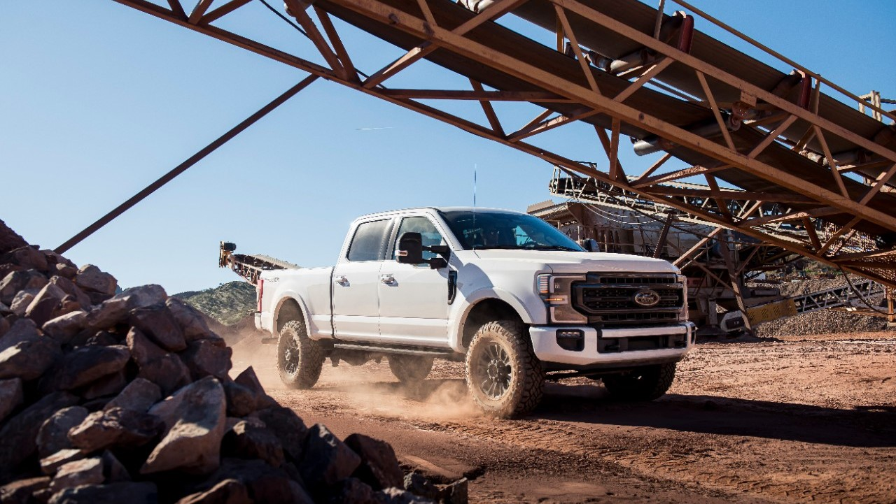Ford F-650 Commercial Truck