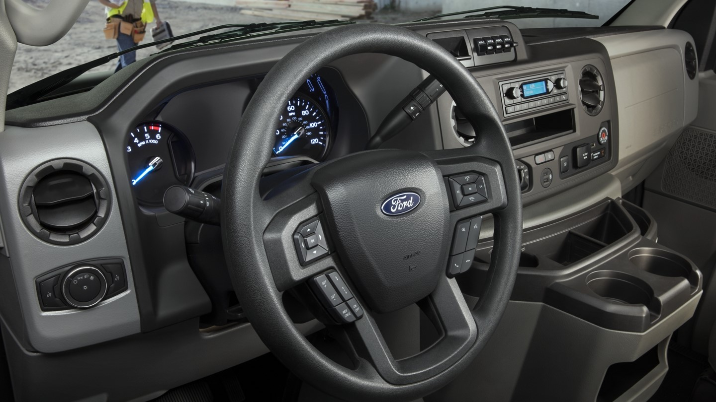 Ford E-450 Interior
