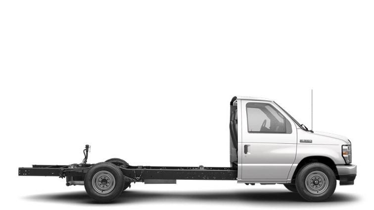 Ford E-350 Cutaway Van