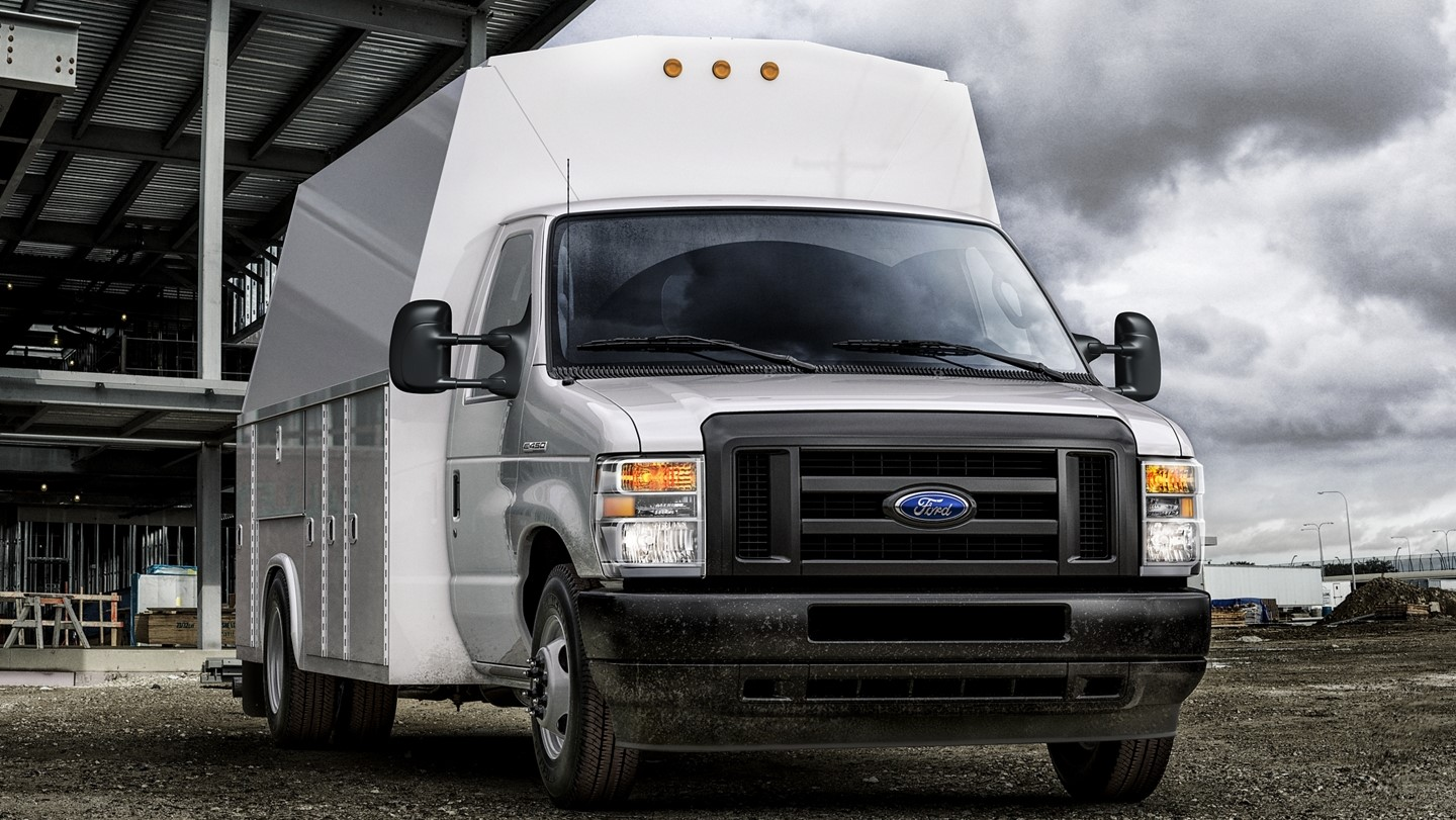 Ford E-450 Chassis Upfit