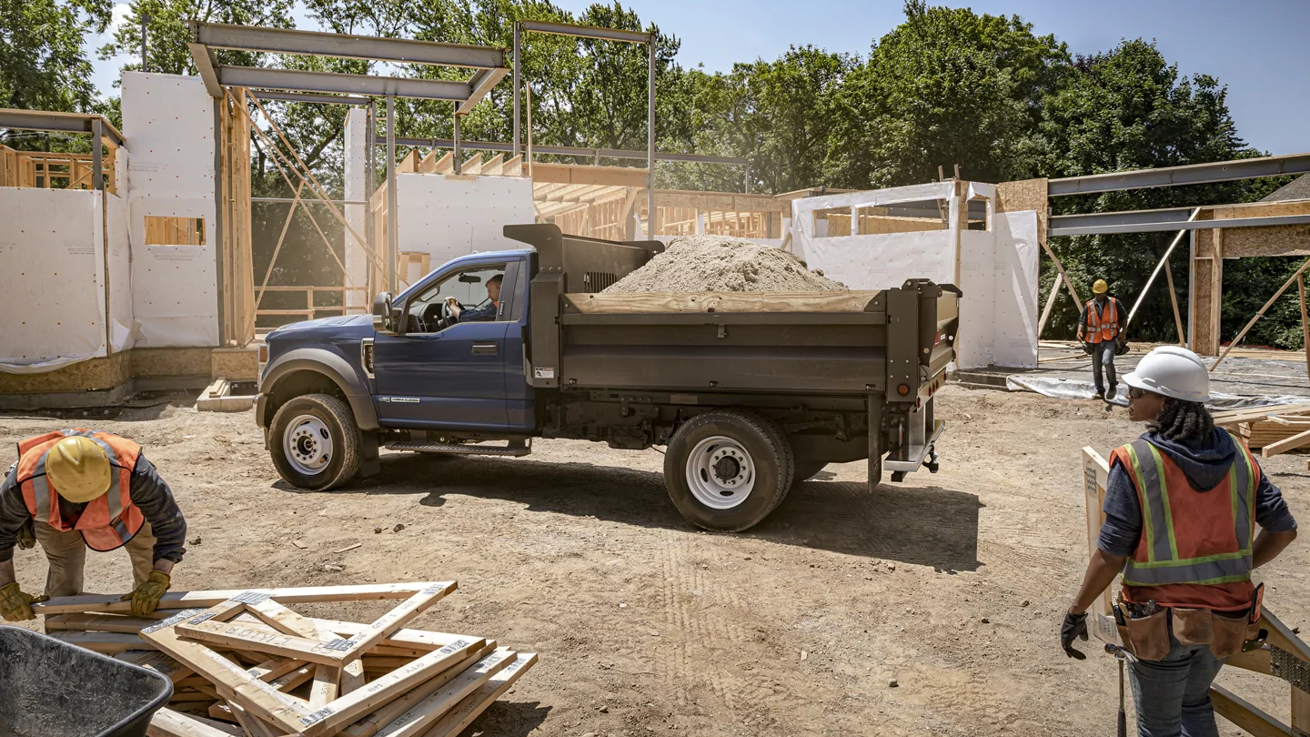 Ford F-550 Work Trucks