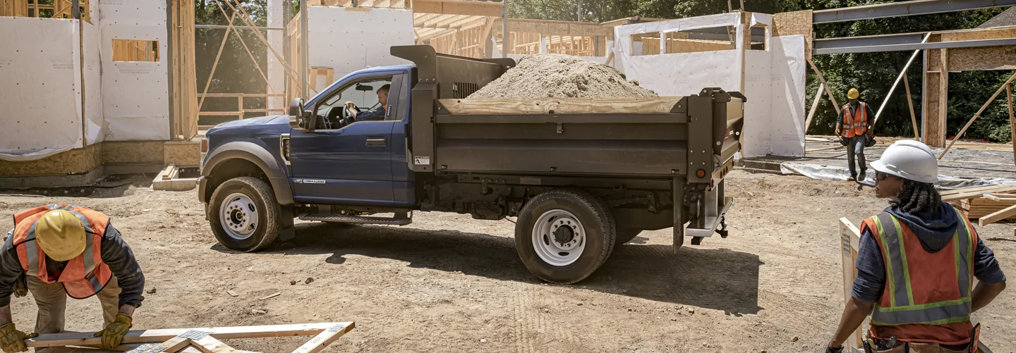 Ford F-550 Work Truck