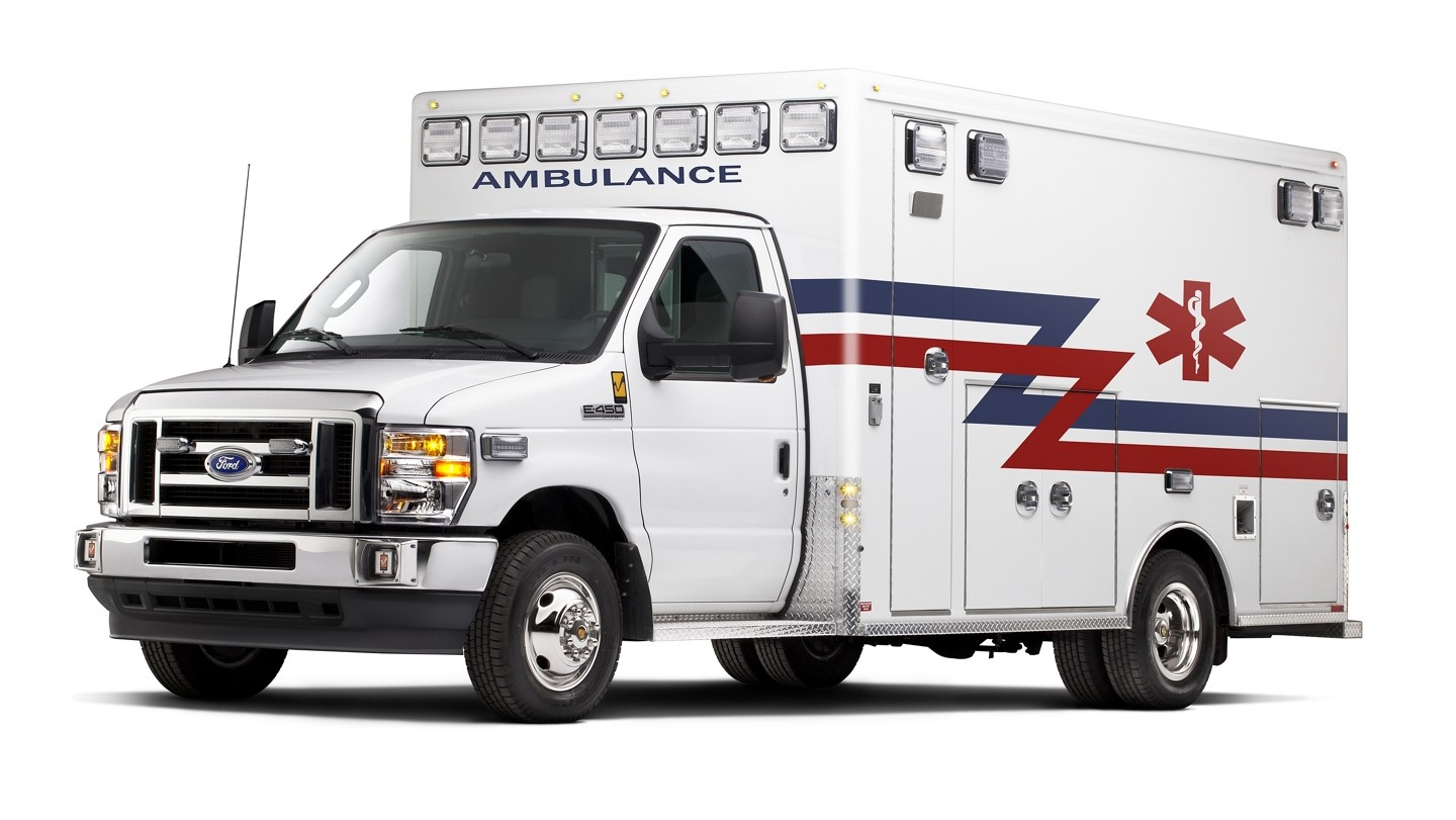 Ford E-450 Commercial Upfit