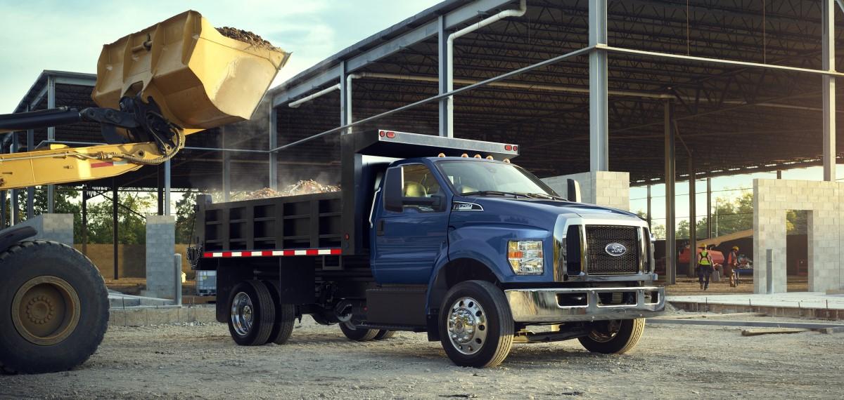 Ford F-650 Work Trucks