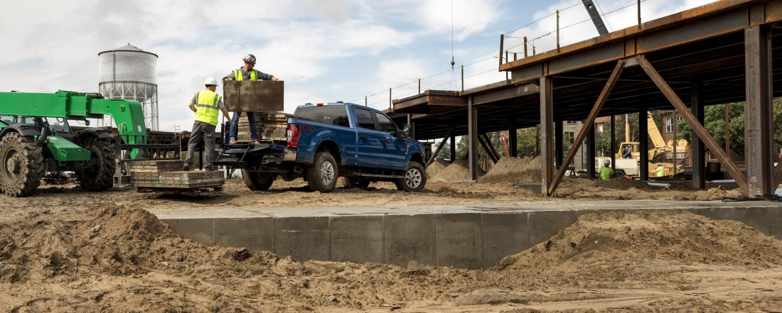 Ford F-250 Work Truck
