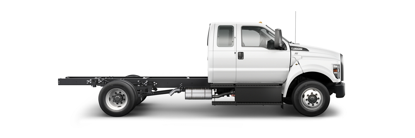 Ford F-650 Bare Chassis