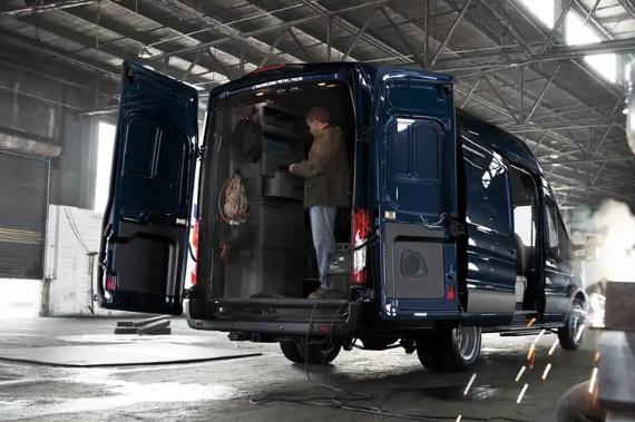 Sample truck