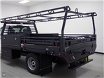 2017 Silverado 3500 Regular Cab DRW 4x4, Freedom Contractor Body #HF237442 - photo 1