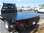 2018 Silverado 3500 Crew Cab DRW 4x4, Commercial Truck & Van Equipment Platform Body #1180408 - photo 1