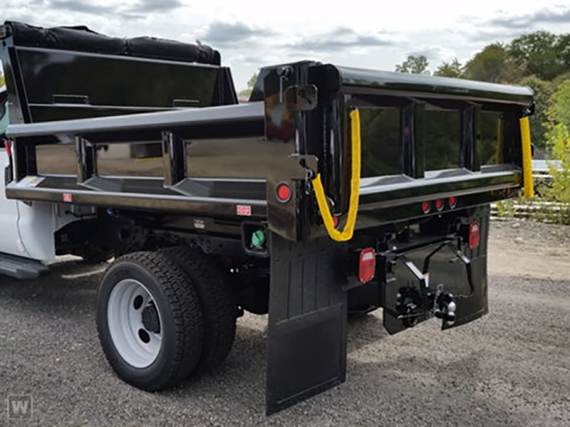 2019 F-550 Regular Cab DRW 4x4,  DuraClass Dump Body #192710 - photo 1