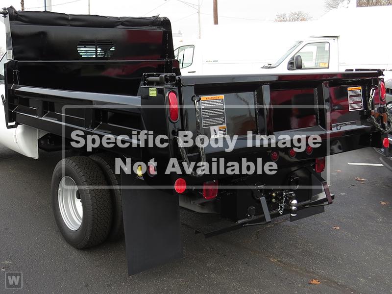 2019 F-550 Super Cab DRW 4x4, Duramag Dump Body #10304T - photo 1
