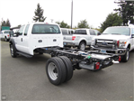 2016 F-550 Super Cab DRW 4x4, Cab Chassis #GEB01011 - photo 1