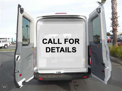 2021 Transit 350 Medium Roof AWD,  Passenger Wagon #MX9C5492*O - photo 1