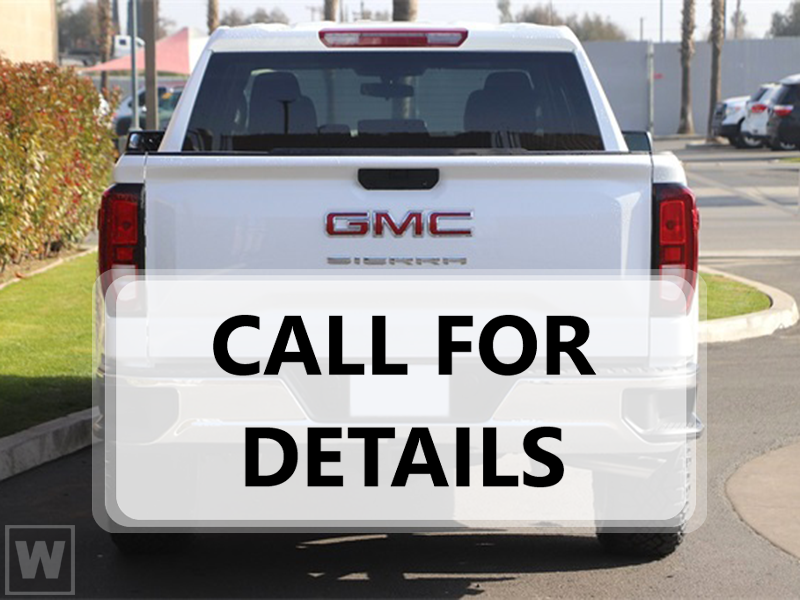 2021 GMC Sierra 1500 Regular Cab 4x2, Pickup #G21369 - photo 1