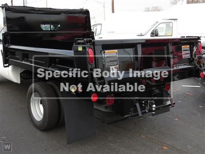 2021 F-550 Regular Cab DRW 4x4,  Godwin 184U Dump Body #NA15259 - photo 1