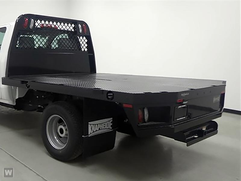 2017 Silverado 3500 Crew Cab DRW 4x2, Knapheide Platform Body #TR65647 - photo 1