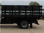 2017 Silverado 3500 Regular Cab DRW, Knapheide Stake Bed #HF188010 - photo 1