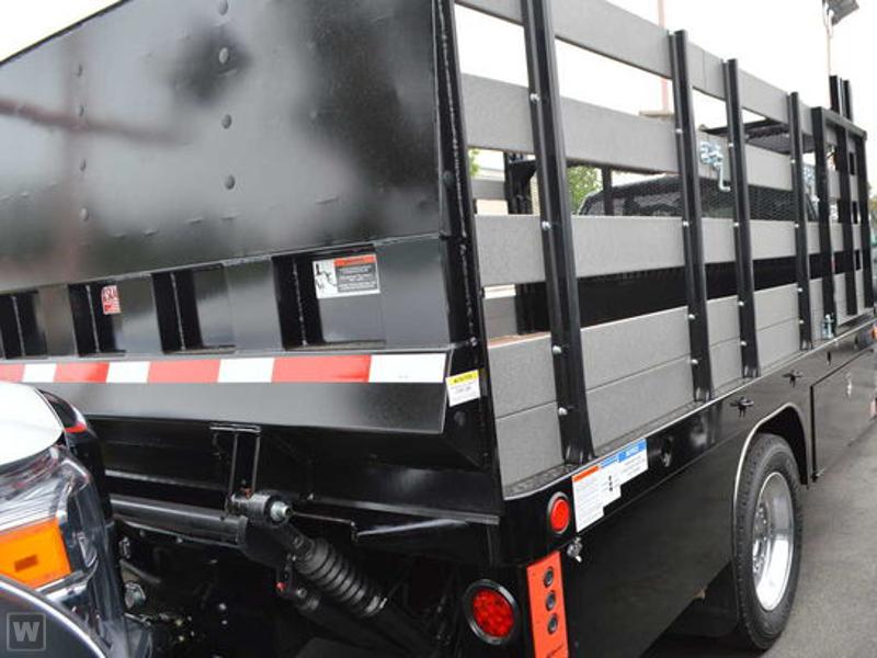 2019 F-350 Regular Cab DRW 4x2,  Skaug Truck Body Works Stake Bed #M91723 - photo 1