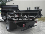 2017 Silverado 3500 Regular Cab DRW 4x4, Monroe Dump Body #HF193261 - photo 1
