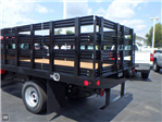 2016 Sierra 3500 Regular Cab, Monroe Stake Bed #GT7X116 - photo 1