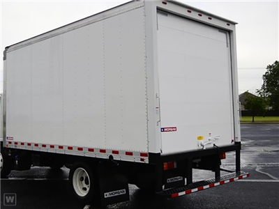2020 Isuzu NPR 4x2, Morgan Fastrak Dry Freight #LS207392 - photo 1