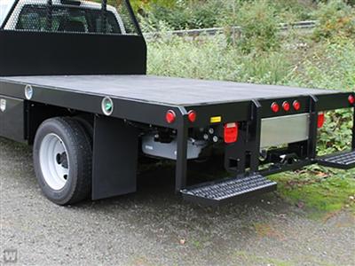 2021 F-350 Crew Cab DRW 4x4,  PMI Truck Bodies Platform Body #T22089 - photo 1