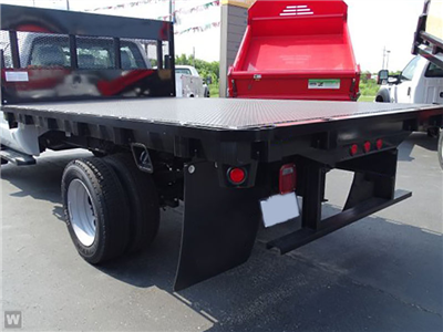 2019 Ford F-550 Regular Cab DRW 4x4, Parkhurst Structureline Platform Body #FE204691 - photo 1