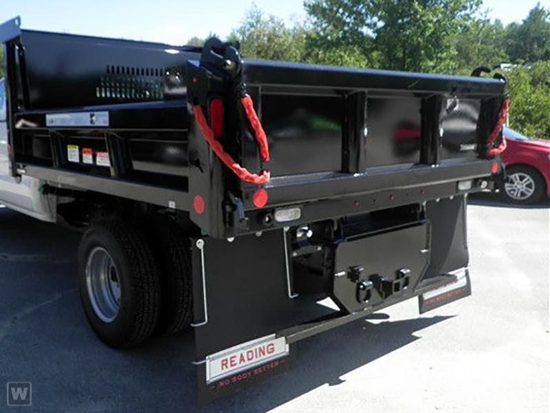 2017 Silverado 3500 Regular Cab DRW 4x2,  Reading Marauder Standard Duty Dump Dump Body #G4734 - photo 1