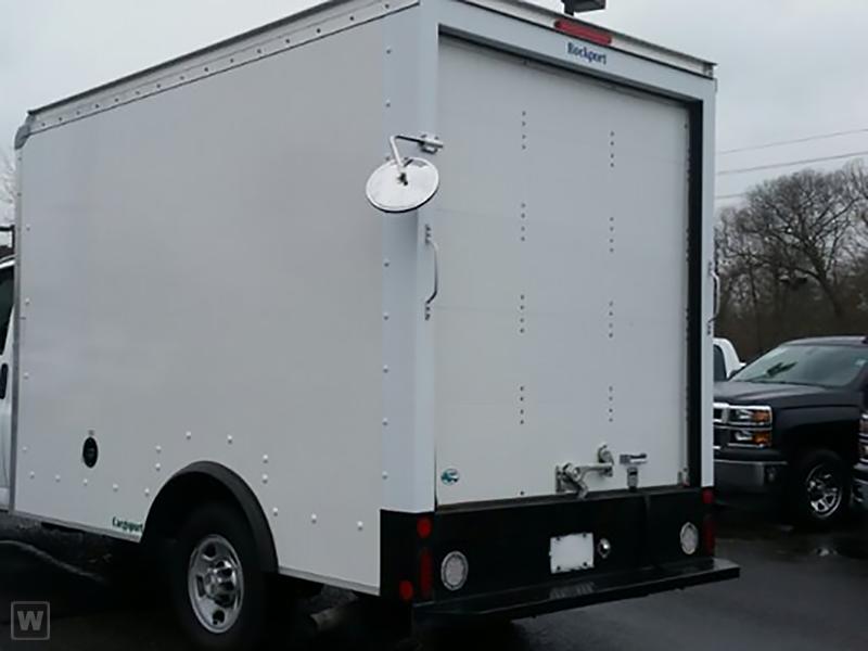 2019 Chevrolet Express 3500 RWD, Rockport Cutaway Van #G9058 - photo 1