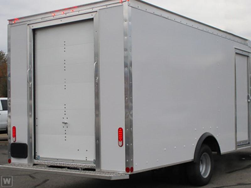2021 Express 3500 4x2,  Rockport Parcelport Cutaway Van #C212662 - photo 1