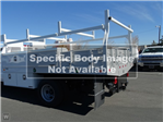 2017 Silverado 3500 Regular Cab DRW, Royal Contractor Bodies Contractor Body #T171325 - photo 1