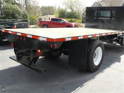 2019 F-550 Regular Cab DRW 4x2, Smyrna Truck Platform Body #KEG57253 - photo 1