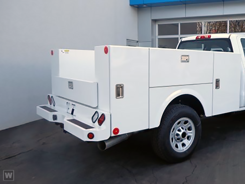 2019 Silverado 2500 Crew Cab 4x4,  Stahl Service Body #54034 - photo 1