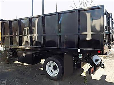2021 Silverado 6500 Regular Cab DRW 4x4,  Default SH Truck Bodies Landscape Dump #T10283 - photo 1