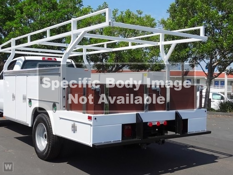 2021 Chevrolet Silverado 3500 Crew Cab 4x2, Harbor Combo Body #M21042 - photo 1