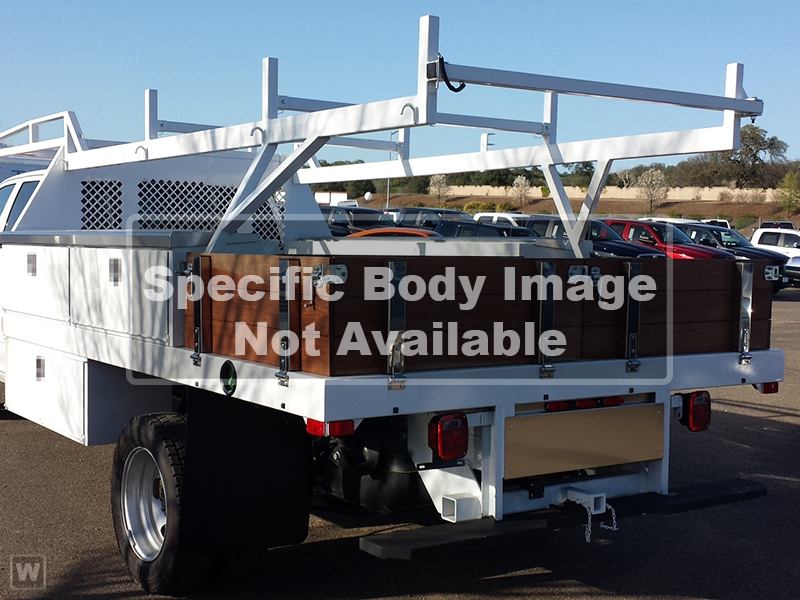 2018 Ram 5500 Regular Cab DRW 4x2, Contractor Body #80332 - photo 1