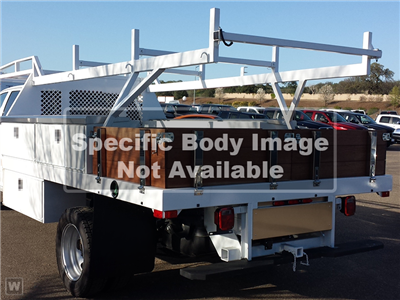 2021 Ram 5500 Crew Cab DRW 4x4,  Duramag Platform Body Contractor Body #21UC3058 - photo 1