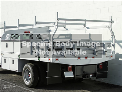 2019 Sierra 3500 Regular Cab DRW 4x2,  Knapheide Concrete Contractor Body #M5528 - photo 1