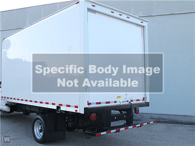 2020 Chevrolet Express 3500 4x2, Morgan Parcel Aluminum Cutaway Van #CN02696 - photo 1