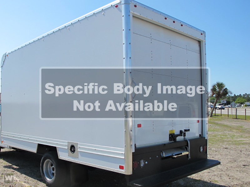 2020 GMC Savana 3500 4x2, J&B Truck Body Cutaway Van #GL186339 - photo 1