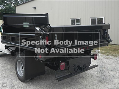 2020 Chevrolet Silverado 5500 Regular Cab DRW 4x4, Galion 100U Dump Body #LH301710 - photo 1