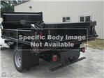2017 Silverado 3500 Regular Cab DRW 4x4, Crysteel Dump Body #S90556 - photo 1