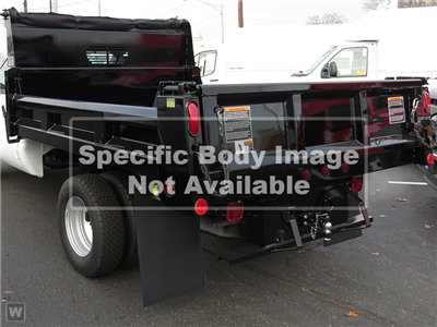 2019 F-550 Regular Cab DRW 4x4, Air-Flo Pro-Class Dump Body #T20372 - photo 1