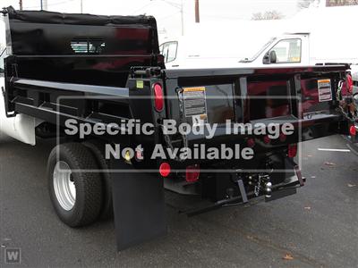 2022 F-650 Crew Cab DRW 4x2,  PJ's Truck Bodies Dump Body #T32001 - photo 1