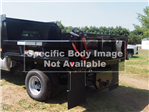 2017 Sierra 3500 Regular Cab 4x4, Rugby Dump Body #X20498 - photo 1