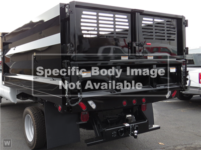 2019 F-550 Super Cab DRW 4x4,  SH Truck Bodies Landscape Dump #N8266 - photo 1